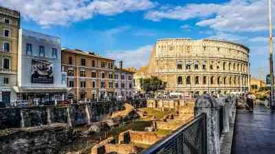 Dream wedding in Rome