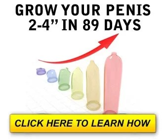 How to increase your penis size naturally