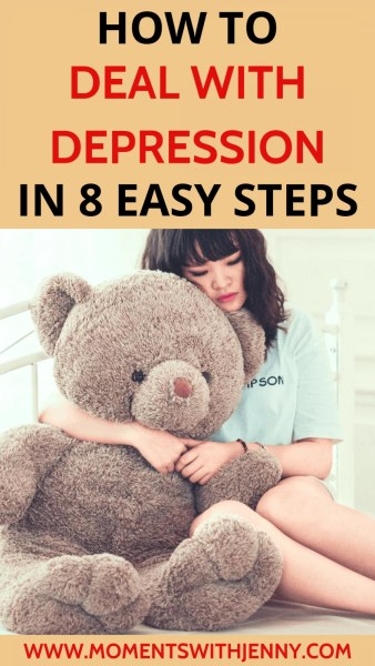 How to deal with depression