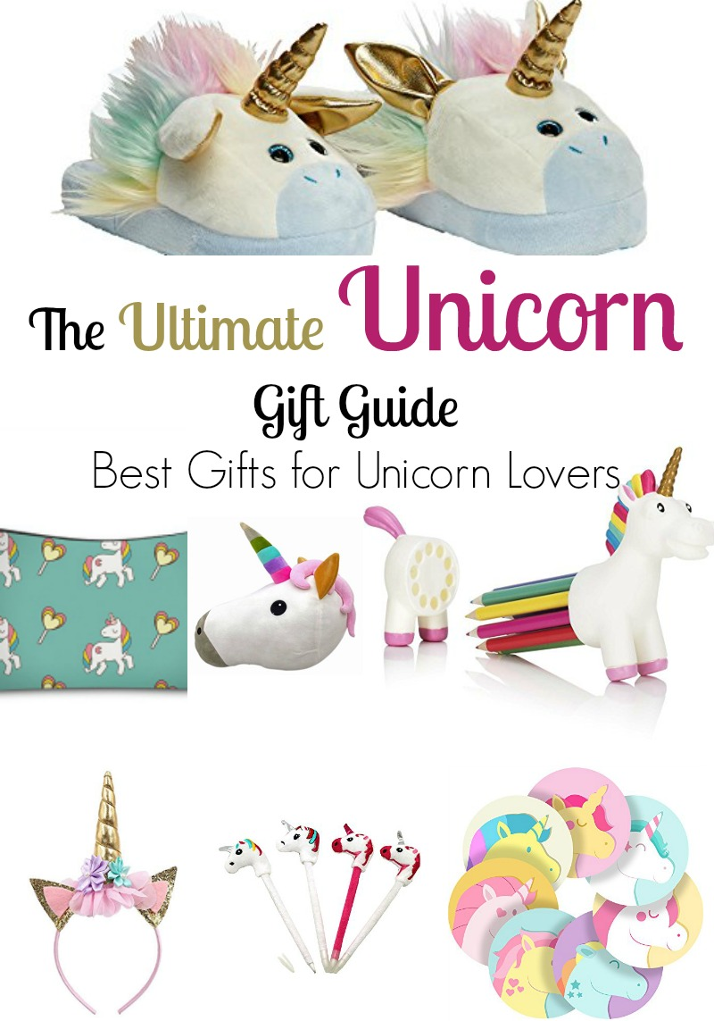 The Ultimate Unicorn Gift Guide  Best Gifts for Unicorn