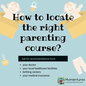 How to locate the right parenting course?