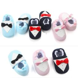 Baby Gentleman Elastic Shoes