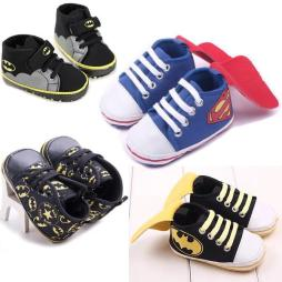 Baby Superhero Shoes