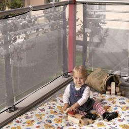 Balcony Baby Safety Net