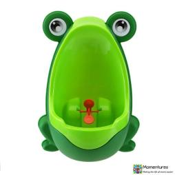 Baby Potty Trainer for Boys - Toilet Training Urinal with Spinning Wheel