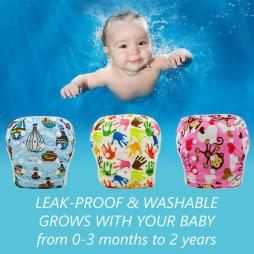 Reusable Baby Swimming Diapers