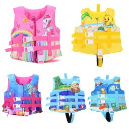 Cartoon Life Jacket For Kids