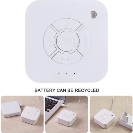 Baby White Noise Machine Battery