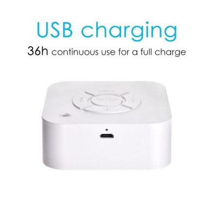 Baby White Noise Machine USB Charger