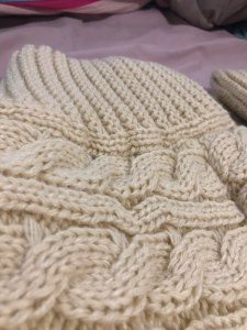 Baby Winter Knit Swaddle Sleeping Bag Review 3