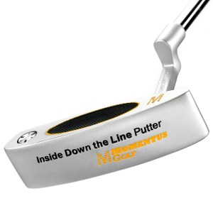 Inside Down the Line Putter