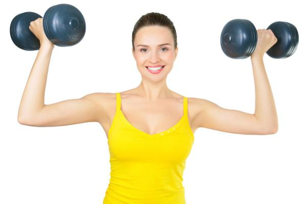 Working With Weights How to Work Your Biceps With Heavy