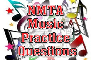 NMTA Music Practice Questions