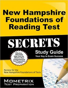 New Hampshire Foundations of Reading Test Practice Questions sg