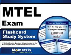 MTEL Flashcards Study System