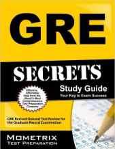 GRE Secrets Study Guide
