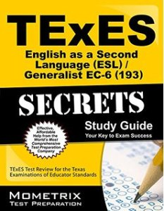 texes english as second lang