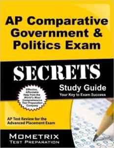 AP Comparative Government & Politics Secrets Study Guide