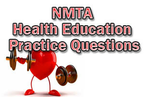 NMTA Health Education Practice Questions