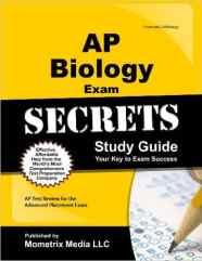 AP Biology Secrets Study Guide