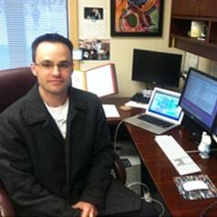 10. Mr. Daniel Hillman - Dougherty Valley High School in San Ramon