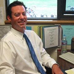 4. Mr. Zack Larsen - Mission San Jose High School in Fremont