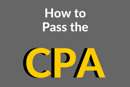 How to Pass the CPA