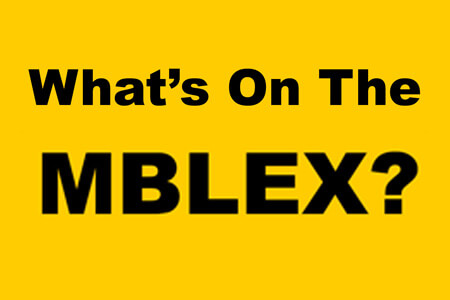 What's on the MBLEx