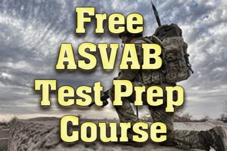 Free ASVAB Prep Course
