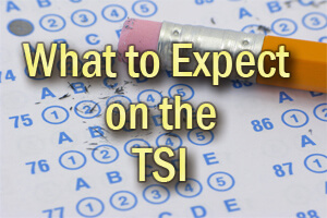 What to Expect on the TSI