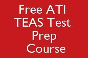 Free ATI TEAS Test Prep Course