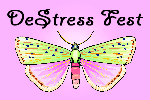 "De-Stress Fest – FREE ""Believe in Yourself"" Coloring Sheet"