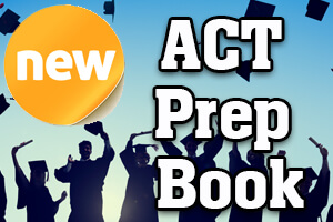 New ACT Prep Book (2018)