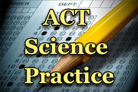 ACT Science Practice
