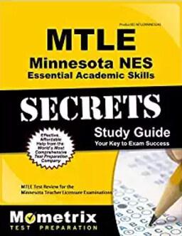 Minnesota NES Secrets Study Guide