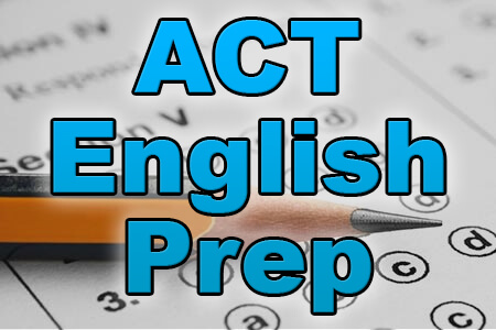 ACT English Prep