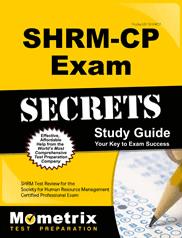SHRM Exam Secrets Study Guide