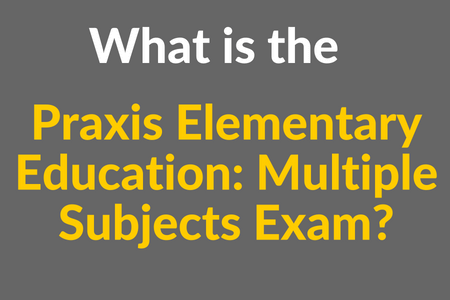 What is the Praxis Elementary Education: Multiple Subjects (5001) Exam?