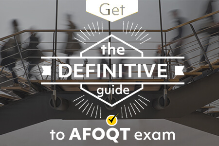 The Definitive Guide to the AFOQT Certification