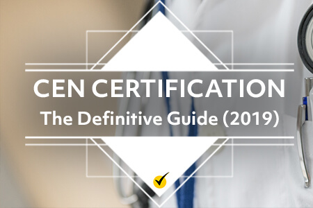 CEN Certification The Definitive Guide