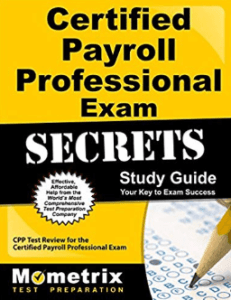 CPP Exam Secrets Study Guide