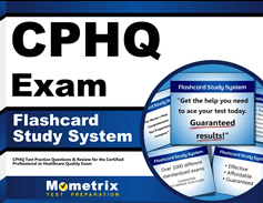 CPHQ Certification Exam Flashcard Study System