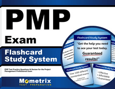 PMP Exam Flashcards Study System
