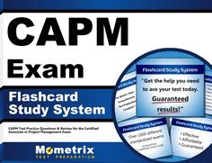CAPM Exam Flashcards Study System