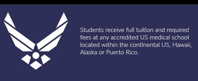 Air Force Nurse Health Profession Scholarship Program (HPSP)