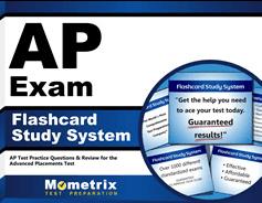AP® Exam Flashcards Study System