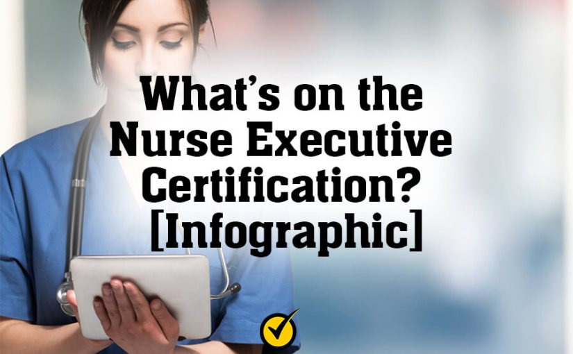 Whats on the Nurse Executive Certification
