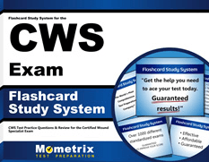 Flashcards Study System for the CWS Exam
