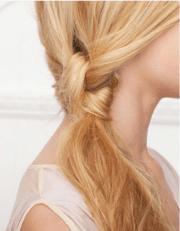 hair tutorial fun ponytail - stylish