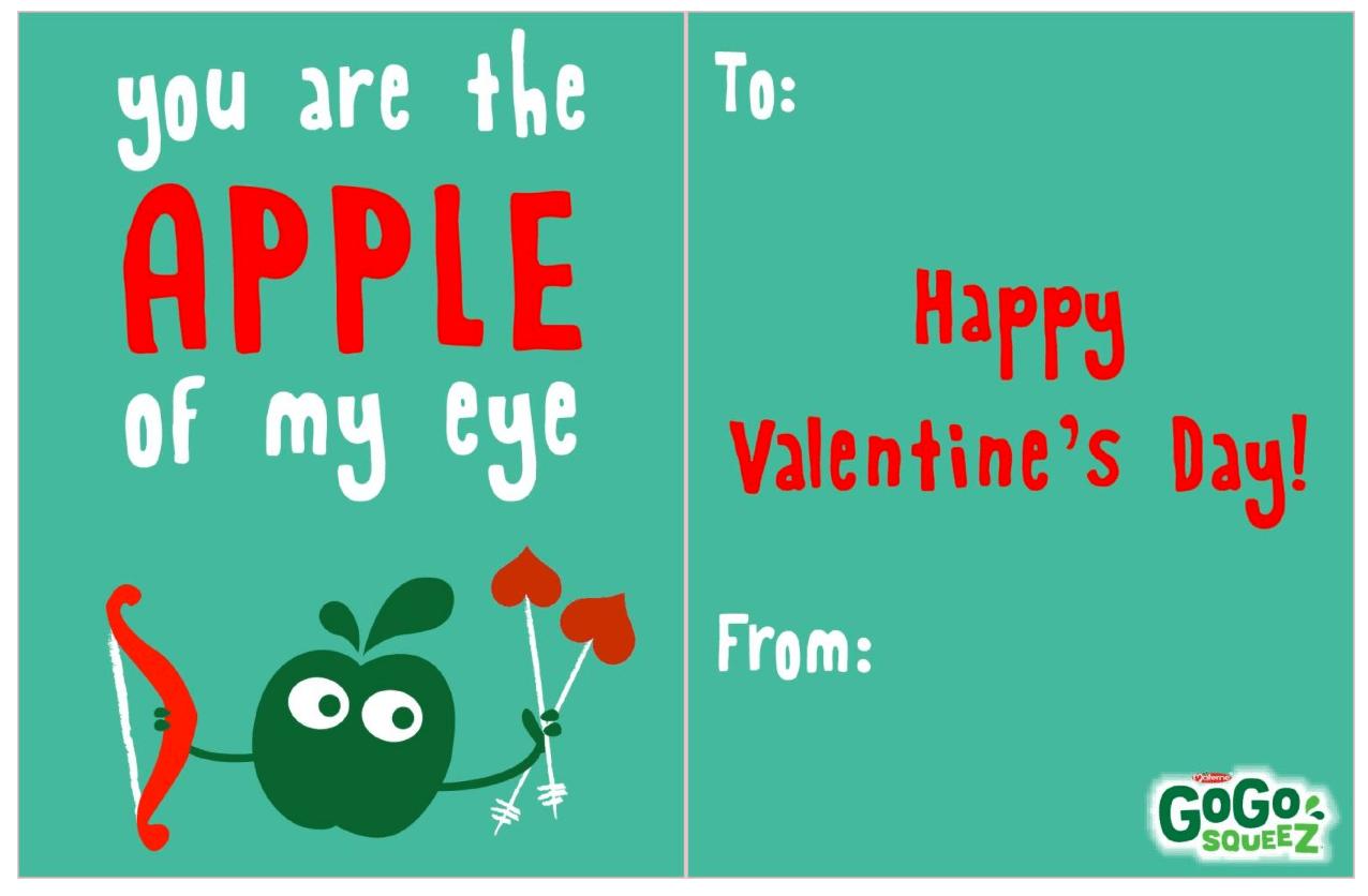 Valentine S Day Printables Fun Valentine S Day Craft From Gogo Squeez